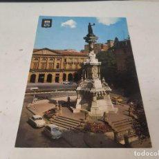 Postais: NAVARRA - POSTAL PAMPLONA - MONUMENTO A LOS FUEROS. Lote 193608900