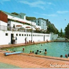 Postales: FITERO - BAÑOS DE FITERO - 6 PISCINA. Lote 193782843