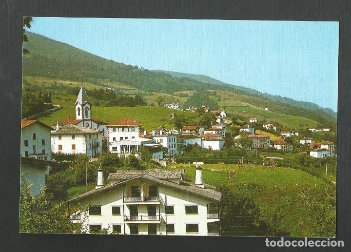 POSTAL SIN CIRCULAR - VALCARLOS 19 - NAVARRA - VISTA PARCIAL - EDITA SICILIA (Postales - España - Navarra Moderna (desde 1.940))