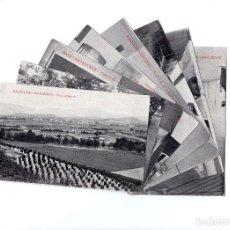 Postales: MANICOMIO NAVARRO · LOTE DE 8 POSTALES. Lote 194108112