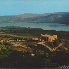 Postales: (105) LEYRE. NAVARRA. MONASTERIO Y PANTANO DE YESA ... SIN CIRCULAR. Lote 194146257
