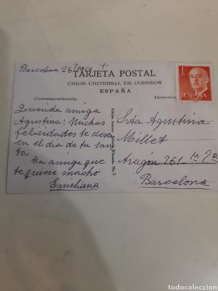 Postales: 1968 elvetea Navarra vista parcial - Foto 2 - 194262483