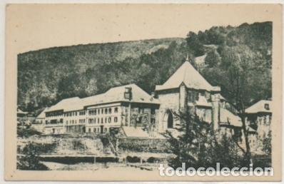 POSTAL DE NAVARRA. RONCESVALLES. NAVARRA. VISTA PARCIAL DE LA VILLA P-NA-315 (Postales - España - Navarra Moderna (desde 1.940))