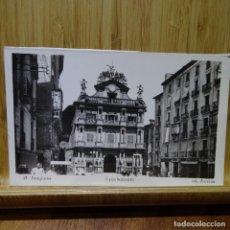 Postales: POSTAL DE PAMPLONA.13.AYUNTAMIENTO.ED.ARRIBAS.. Lote 194292080