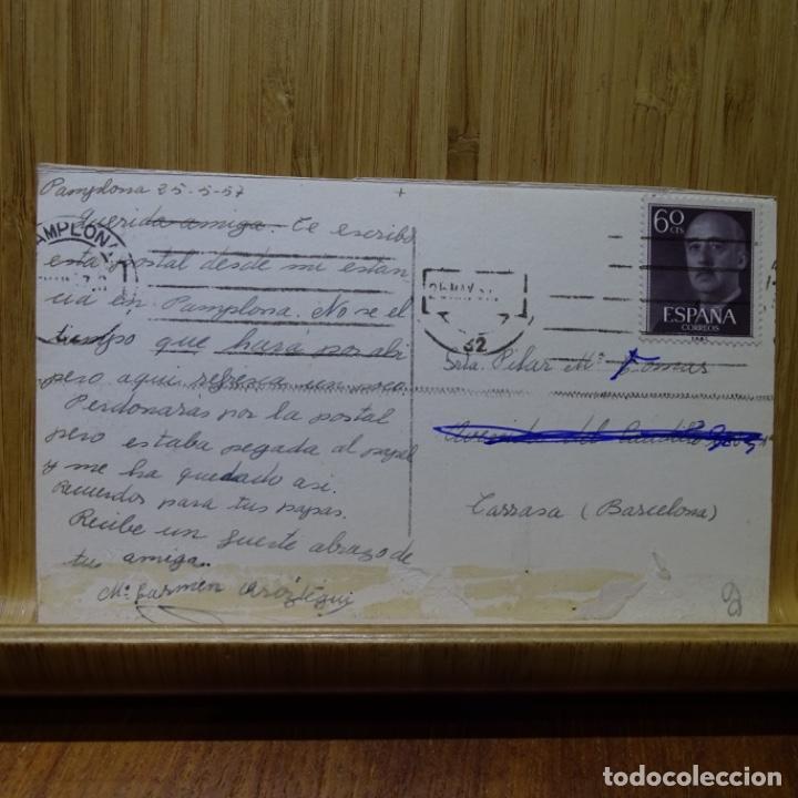 Postales: Postal de Pamplona.13.ayuntamiento.ed.arribas. - Foto 2 - 194292080