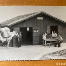Postales: ANTIGUA POSTAL NAVARRA ALTO DE LARUN VERA BIDASOA . Lote 194297112