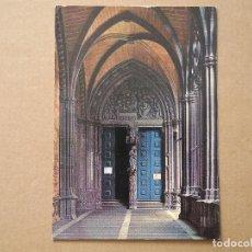 Postales: PAMPLONA. PUERTA DEL AMPARO. ED. COMPLEX Nº 21. Lote 194600810