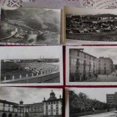 Postales: W.- 35.- LOTE DE 10 POSTALES DE LA COMUNIDAD DE -NAVARRA - TUDELA, TAFALLA, BURGUETE , IGANTZI, ETC.. Lote 194708735