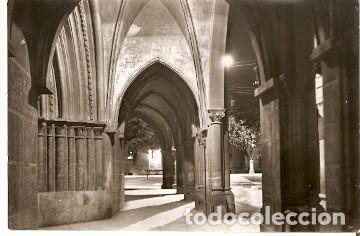 POSTAL PAMPLONA. SAN NICOLAS. PORCHES. 73-222 (Postales - España - Navarra Moderna (desde 1.940))
