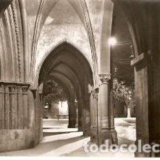 Postales: POSTAL PAMPLONA. SAN NICOLAS. PORCHES. 73-222. Lote 194709711