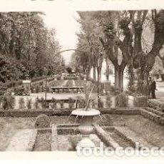 Postales: POSTAL PAMPLONA. JARDINES DE LA TACONERA. 73-223. Lote 194709861
