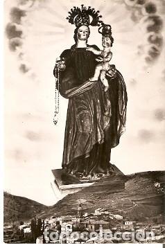 POSTAL MUES. NAVARRA. NTRA. SRA. DEL ROSARIO. 73-227 (Postales - España - Navarra Moderna (desde 1.940))