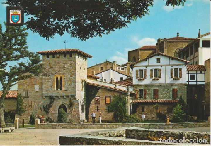 (21) PAMPLONA. BALUARTE DEL REDIN ... SIN CIRCULAR (Postales - España - Navarra Moderna (desde 1.940))