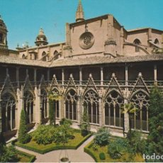 Postales: (526) PAMPLONA. CATEDRAL. CLAUSTROS ... SIN CIRCULAR. Lote 194889181