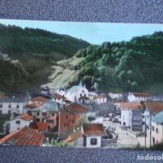 Postales: VALCARLOS PUENTE INTERNACIONAL POSTAL FOTOGRÁFICA DE LAS PRIMERAS COLOREADAS EDICIONES SICILIA. Lote 194897362