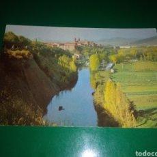 Postales: ANTIGUA POSTAL DE PAMPLONA . AÑOS 60. Lote 195015940