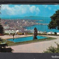 Postales: 65 VIGO. EL CASTRO. ROTONDA DE MARTIN CODOS. Lote 195216502