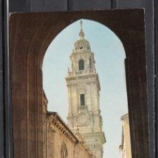 Postales: 2.016. LUGO. TORREDE LA CATEDRAL. Lote 195217403