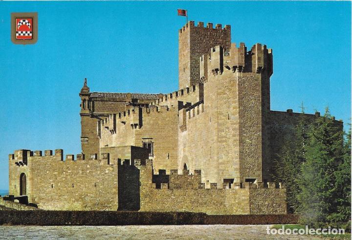 == B1486 - POSTAL - CASTILLO DE XAVIER (Postales - España - Navarra Moderna (desde 1.940))