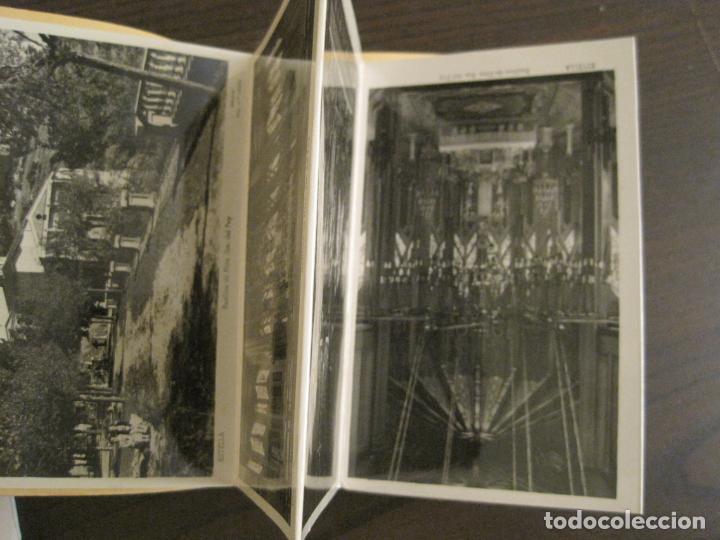 Postales: ESTELLA-BASILICA DE NTRA SRA DEL PUY-BLOC DE 15 POSTALES FOTOGRAFICAS-ED·MANIPEL-VER FOTOS-(68.340) - Foto 2 - 195872827