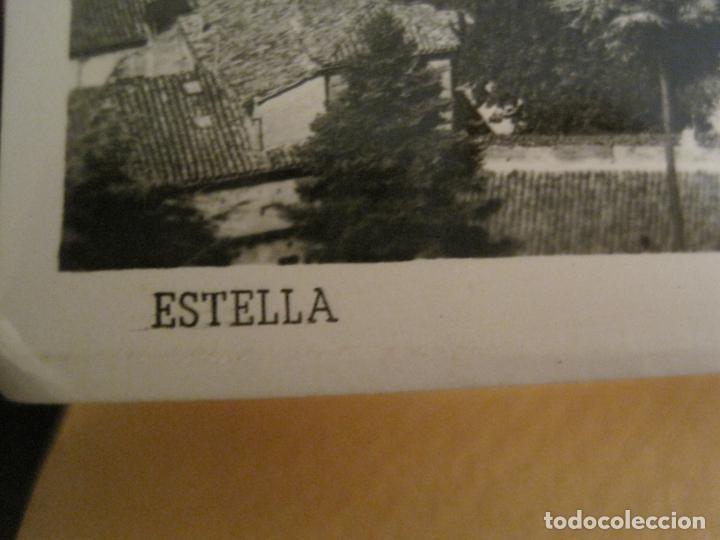 Postales: ESTELLA-BASILICA DE NTRA SRA DEL PUY-BLOC DE 15 POSTALES FOTOGRAFICAS-ED·MANIPEL-VER FOTOS-(68.340) - Foto 18 - 195872827