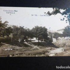 Postales: TAFALLA NAVARRA LAS RUEDAS POSTAL FOTOGRAFICA COL. MUR. Lote 195891875