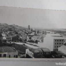 Postales: TARJETA POSTAL - TUDELA, VISTA PARCIAL -ED DARVI, ZARAGOZA - AÑO 1966 - ESCRITA. Lote 197736197