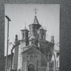 Postales: MILAGRO NAVARRA POSTAL FOTOGRÁFICA ANTIGUA - FOTO ILUMINADO EN ANDOSILLA. Lote 197763347
