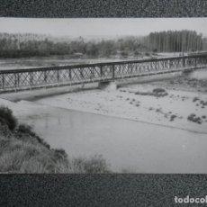 Postales: MILAGRO NAVARRA POSTAL FOTOGRÁFICA ANTIGUA - FOTO ILUMINADO EN ANDOSILLA. Lote 197763511