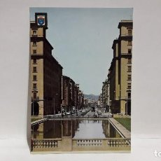 Postales: POSTAL PAMPLONA CALLE CARLOS III ESCUDO DE ORO SIN USO.. Lote 198691848