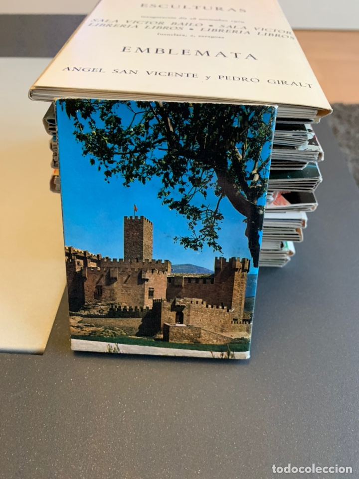 BLOC 18 POSTALES. CASTILLO DE XAVIER. (Postales - España - Navarra Moderna (desde 1.940))