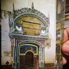Postales: POSTAL SANTO DOMINGO DE LA CALZADA LOGROÑO EL GALLINERO CATEDRAL N 4 POSTAL INTER S/C. Lote 198855381