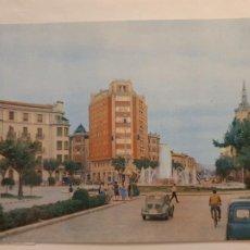 Cartes Postales: PAMPLONA - PLAZA DEL PRÍNCIPE DE VIANA - N1. Lote 201560062