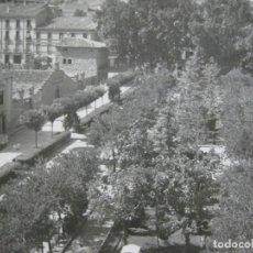 Postales: TUDELA-PASEO DE VADILLO-EDICIONES GARCIA GARRABELLA-POSTAL ANTIGUA-(69.336). Lote 202566686