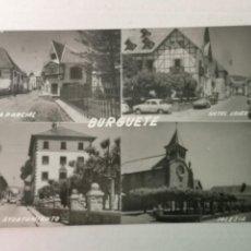 Postales: BURGUETE. Lote 203869117