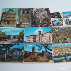 Postales: LOTE 16 POSTALES DE PAMPLONA NAVARRA. Lote 204179891