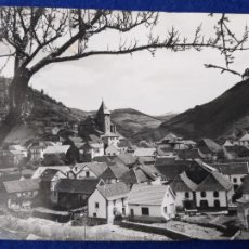 Postales: POSTAL DE OCHAGAVIA, NAVARRA. CINE-FOTO, VENTURA. BLANCO Y NEGRO. CIRCULADA.. Lote 204849481