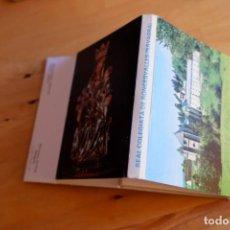 Postales: ACORDEÓN DE 18 POSTALES DE COLEGIATA DE RONCESVALLES - NAVARRA. Lote 205053996