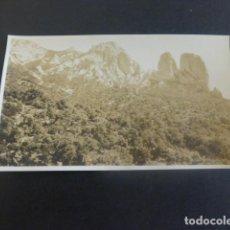 Postales: CODÉS NAVARRA LA SIERRA FOTOGRAFIA TAMAÑO POSTAL AÑOS 20. Lote 205258265