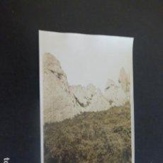 Postales: CODÉS NAVARRA VISTA FOTOGRAFIA TAMAÑO POSTAL AÑOS 20. Lote 205258401