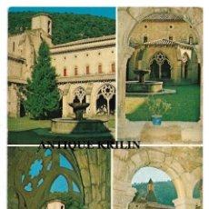 Postales: IRANZU Nº 88 MONASTERIO DEL SIGLO XII .- FOTOCOLOR TOMAS. Lote 205784275