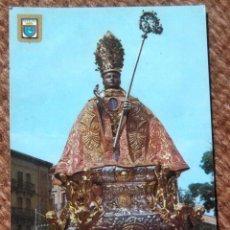 Postales: PAMPLONA - PROCESION DE SAN FERMIN. Lote 206321801