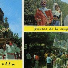 Postales: ESTELLA - GIGANTES. Lote 206571420
