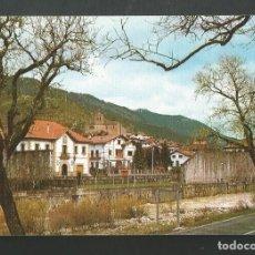 Postales: POSTAL SIN CIRCULAR 7 - RONCAL - NAVARRA - VISTA PARCIAL - EDITA SICILIA. Lote 206598895