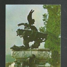 Postales: POSTAL SIN CIRCULAR - RONCAL 3 - PIRINEO NAVARRO - MONUMENTO AL TENOR GARRAYE - EDITA SICILIA. Lote 206601751