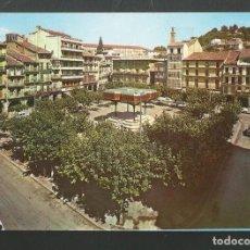 Postales: POSTAL SIN CIRCULAR - ESTELLA 52 - NAVARRA - PLAZA DE LOS FUEROS - EDITA TOMAS. Lote 206602236