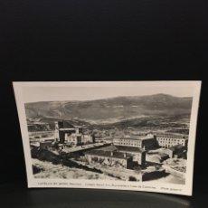 Postales: POSTAL CASTILLO DE JAVIER (NAVARRA)AÑOS 50. Lote 206898292