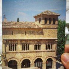 Postales: POSTAL ESTELLA NAVARRA PALACIO DE LOS REYES DE NAVARRA SIGLO XII N 100 FOTOCOLOR TOMAS S/C. Lote 206925422