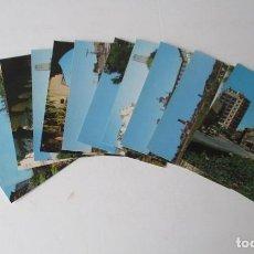 Postales: 11 POSTALES DE TUDELA, NAVARRA - EDICIONES FITER. Lote 206957660