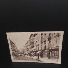 Cartes Postales: POSTAL DE TAFALLA AVENIDA D.SEVERINO FERRANDEZ. Lote 206958922